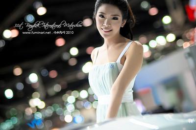 Bangkok International Motorshow 2010
